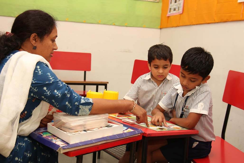 Remedial classrooms