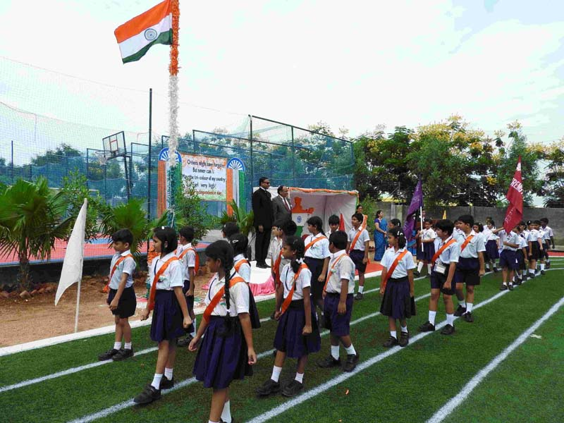 Events at chirec international schools best school in hyderabad tri coloured balloons were released and the chief guest released pigeons as a mark of peace the programme concluded with a song about peace altavistaventures Gallery
