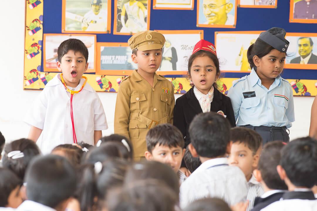 Best Pre-Primary School in Hyderabad| CHIREC International School
